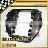 For Nissan R35 Carbon Fiber GTR Engine Cover
