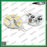 SMD 5050 Back pin diode with PCB G4 DC led bulb Crystal Ceiling Suspension Lighting