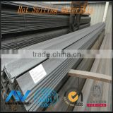 Q235B hot rolled mild carbon angle steel bar Fantastic steel material from shanghai Shunyun