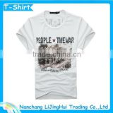 hot sell new design fashionable china t shirt factory