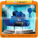 electric hoist/crane hoist/wire rope hoist/electric wire rope hoists/CD1 MD1 lifting hoist/5ton 9m electric hoist