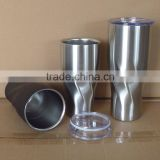 Christmas gift 20 oz/30 oz double wall stainless steel auto mugs/vacuum insulation coffee mugs HD-P002-1                                                                         Quality Choice