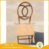 white PC Resin Plastic modern event wedding banquet rental party church infinite tiffany phoenix chair