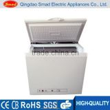Home Appliance LPG Gas Absorption Chest Freezer With Thermostat And Flame Indicator