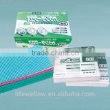 Colorful Mesh Spunlace 100% Polyester Cleanroom Wipes                                                                         Quality Choice