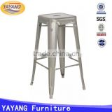 Foshan factory cheap used vintage commercial furniture industrial antique metal bar stools                                                                         Quality Choice