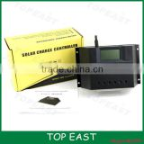 80A MPPT Solar Charge Controller With LCD Display for solar regulator lithium