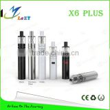 Huge Vapor Ecigarette 2015 Kamry X6 Plus 3.3V--4.2V Vaporizer X6 Plus From Shenzhen Supplier