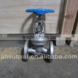 stainless steel globe valve(flange ends to din, ansi,bs,jis)