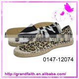 2014 new design custom made canvas shoe