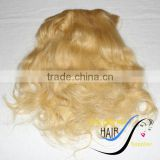 niceremyhair curly 100% human remy hair clip in half wig hair extensions