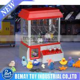 Electronic candy grabber toy candy machine toy arcade claw toy machine candy toy