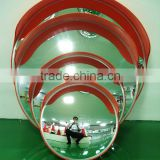 Durable and Easy to use safety roadway outdoor wide angle mirror for public space , Japan quality