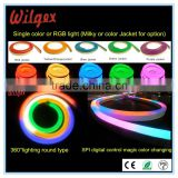 IP65 Waterproof LED Rope Tube CE ROHS Approved