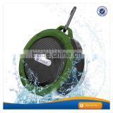AWS1158 High Quality 2015 Bathroom Waterproof Speaker Bike Outdoor Water Resisitant Bluetooth Speaker                                                                         Quality Choice