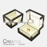 Hot sale cheap and top quality ring box for gift or display