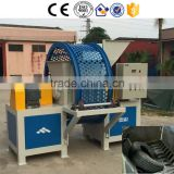 Low Speed Twin Shaft Waste Tire Shredder, Used Tire Crusher, Tire Shredding Machine                                                                         Quality Choice