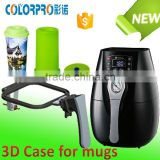 DIY Mini 3d sublimation for mugs vacuum heat press machine                                                                         Quality Choice