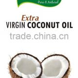 Enviro Cold Pressed Extra Virgin Coconut Oil ; Virgin Coconut Oil for Cooking