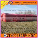 PVC material inflatable spider tent,durable inflatable lawn tent,advertising inflatable tent