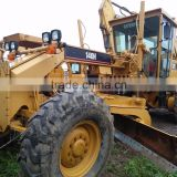 140H 14G 14H 12G 12H 120G 120H used motor grader caterpillar grader for sale usa grader 140k 140g