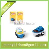 New lovely wind up toy wind up boat ship mini capsule toy