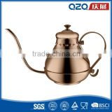 Pour over kettle for coffee goose neck electric pot Kettle narrow spout Induction works on Gas