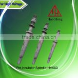 HAOHONG steel pin/ Spindle for porcelain insulators / Insulator pin / HDG / pole line hardware