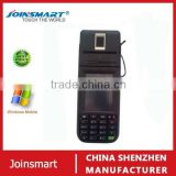 rugged PDA with mobile printer win ce 6.0 thermal printer PDAs 3G communication
