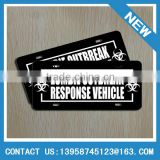 custom decorative motorcycle license plate, souvenir car license plate,wholesale license plates