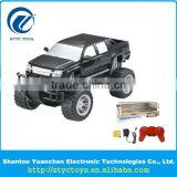 666-918 1:18 4CH RC OFF Road Car with high speed motor VS WLtoys rc trucks racing electric car For children