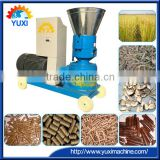 Farm use machine poultry feed pellet machine/dog food making machine/flat die pellet mill