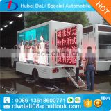 Best quality customize led video mobile billboards truck for sales