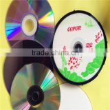 supply by factory in guangdong dongguan branded blank 4.7gb car dvd
