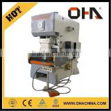 "INT'L ""OHA"" Brand JH21-110 CNC Punching Machine, automatic eyelet punching machine"