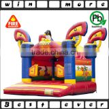 mini factoty price commercial used bounce houses, inflatable air trampoline for kids and adults