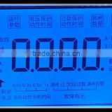 Custom positive digital LCR Meter LCD Display