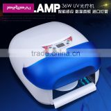 New sale 36w nail uv lamp, ccfl nail led uv lamp & uv gel lamp