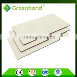 Greenbond granite pattern acm aluminum composite material aluminium composite panel price per sqm
