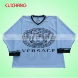 Wholesale blank hockey jersey&camo hockey jerseys&team canada olympic hockey jerseys cc-86