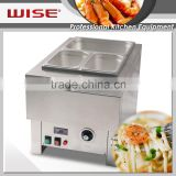 High Quality Countertop Hydraulic Hot Food Warmer Buffet Server As Catering Equipment