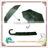 "23"" black item cheap promotional 2 fold rain umbrella                                                                         Quality Choice"