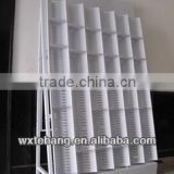 toy display rack/shoe display/wall shelf/supermarket shelves/wire mesh shelving/supermarket display