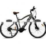 2016 hot selling,popular center motor ebike,8fun BBS02 mid drive electric mountain bike offroad ebike (HP-E018)