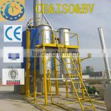 2013 new green tech waste tyre/plastic /rubber crude oil refining to diesel oil distillaton equipmet