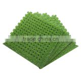 SUZHOU EVA foam material factory price new product environmental plastic grass artificial mat