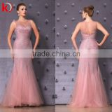 Elegant Sleeveless See Through Puffy Princess Pink Ball Gown Wedding Dress Bridal Mermaid Dress Pattern