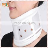 Cervical spondylosis rehabilitation Cervical traction fixed breathable plastic neck collar cervical traction
