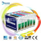 refillable ink cartridge for epson t50 with chip made in china