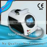 Brown Age Spots Removal Nd Yag 1500mj Laser Q-switch Machine Red/blue Tattoo Remover Laser Tattoo Removal Equipment